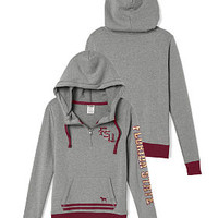Florida State University Bling Pullover Hoodie - PINK - Victoria's Secret