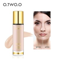 O.TWO.O Invisible Cove Foundation Make Up Concealer Whitening Moisturizer Oilcontrol Waterproof Liquid Foundation
