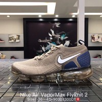 Nike Air Max VaporMax Flyknit Men Women Running Shoes