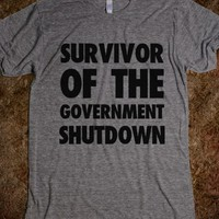 Survivor of the Government