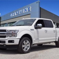 New 2018 Ford F150 SuperCrew Platinum for sale in Grapevine, TX 76051: Truck Details - 490138614 - Autotrader