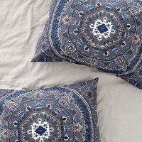 Magical Thinking Yaella Medallion Sham Set