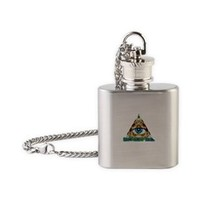 Enl-Eye-Tened Flask Necklace> All products> inf3ct3d inc.