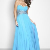 Ball Gowns - Pink by Blush Prom Plus Style 100W