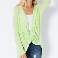 Candy Twisted Top (more colors)