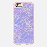 lilac iPhone 6 case by Marianna | Casetify