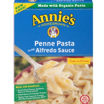 Penne Pasta with Alfredo Sauce - 7.25 oz each