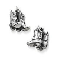 Cowboy Boots Charm: James Avery