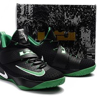 Special Note Version Nike LeBron James Soldier 11 ¢û Basketball Shoe