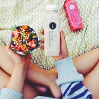 Bright, Happy and Healthy — liz-miu: 17.10 breakfast in bed, waiting for the...   via Tumblr