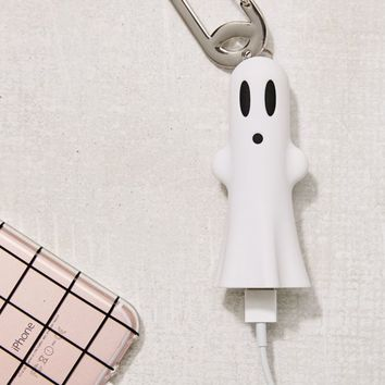 BUQU Glow-In-The-Dark Ghost Portable Power Bank | Urban Outfitters