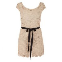 Eyelet Dress from Robbi & Nikki