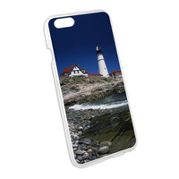 Maine Lighthouse - Portland Head Snap On Hard Protective Case for Apple iPhone 6