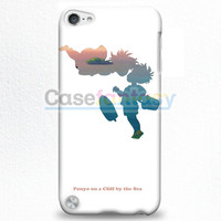 Ponyo On A Cliff By The Sea Poster iPod Touch 5 Case | casefantasy
