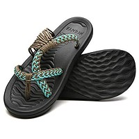 Takoma Hand Crafted Sandals