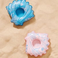 Shell Cup Holder Pool Float Set | Urban Outfitters