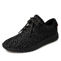 2017 high quality sports shoes men Yeezy shoes for sale 2 running black trainers sneaker air mesh outdoor footwear 350 shoes