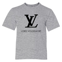 Louis Vuitton By Lord Voldemort Youth T-shirt