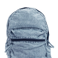 All About 90s Acid Wash Backpack GoJane.com