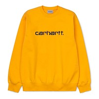 Carhartt Sweatshirt in Sunflower