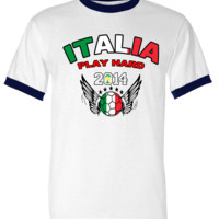 ITALY WORLD CUP T SHIRTS
