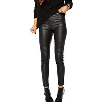 Nelly Super Slim Black Leggings