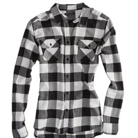 AEO Factory Women's Girlfriend Flannel