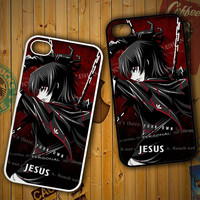Geass Personal Jesus Z1026 LG G2 G3, Nexus 4 5, Xperia Z2, iPhone 4S 5S 5C 6 6 Plus, iPod 4 5 Case