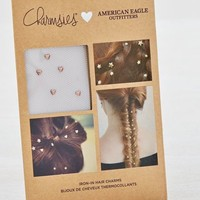AEO Women's Charmsies X  Iron-in Hair Charms (Rose Gold)