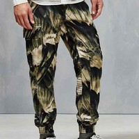 Staple Feather Camo Cargo Pant