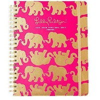 17 Month Jumbo 2017 Agenda in Tusk in Sun by Lilly Pulitzer