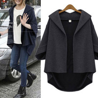 women coats autumn plus size clothes [9927314380]