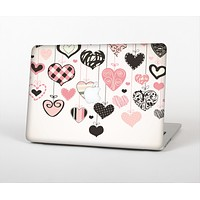 """The Hanging Styled-Hearts Skin for the Apple MacBook Air 13"""""""