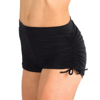 Adult Side Tie Shorts