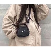 Nike Women Men Canvas Purse Waist Bag Single-Shoulder Bag Crossbody