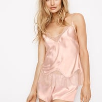Satin & Chantilly Lace Cami Set - Dream Angels - Victoria's Secret
