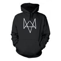 Watch Dogs Fox Logo Official Hoodie