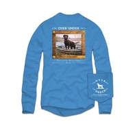 Palmetto Moon | Over Under Master's Command Long Sleeve T-shirt | Palmetto Moon