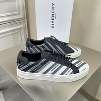 Givenchy  Men Fashion Boots fashionable Casual leather Breathable Sneakers Running Shoes06180cx