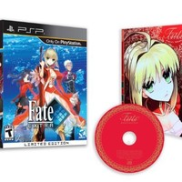 Fate/Extra Limited Edition -