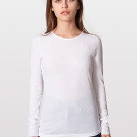 American Apparel Jersey L/S Tee