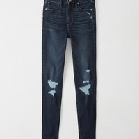Womens High-Rise Super Skinny Jeans   Womens New Arrivals   Abercrombie.com