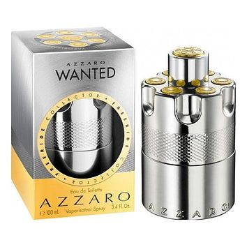 Wanted by Azzaro for men