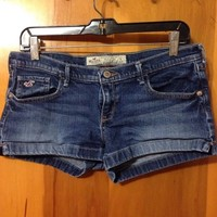 Casual Hollister Jean Shorts