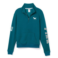 NEW! Boyfriend Half-Zip