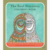 Soul Discovery Coloring Book