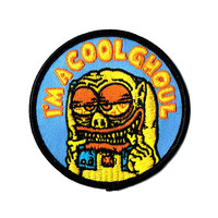 Cool Ghoul Patch