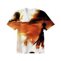 COLOSSAL TITAN created by Shadiko   Print All Over Me