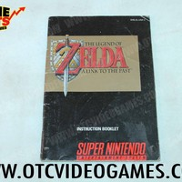 The Legend of Zelda: A Link to the Past Manual
