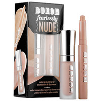 Fearlessly Nude Lip Foundation & Lip Cream Duo - Buxom | Sephora
